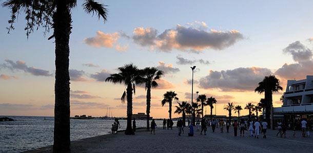 Kyproksella on välimeren ilmasto
