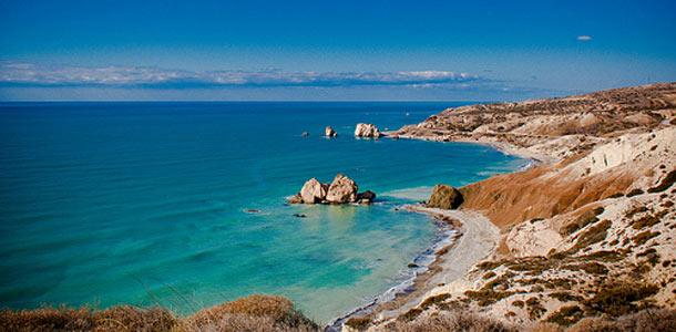 Kypros on aurinkovarma matkakohde