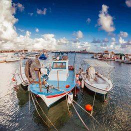 Pafoksen satama, Kypros