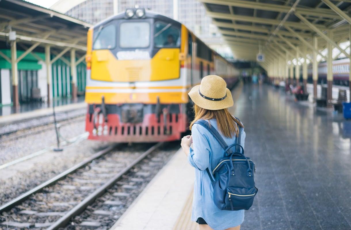 Junamatkat maailmalla