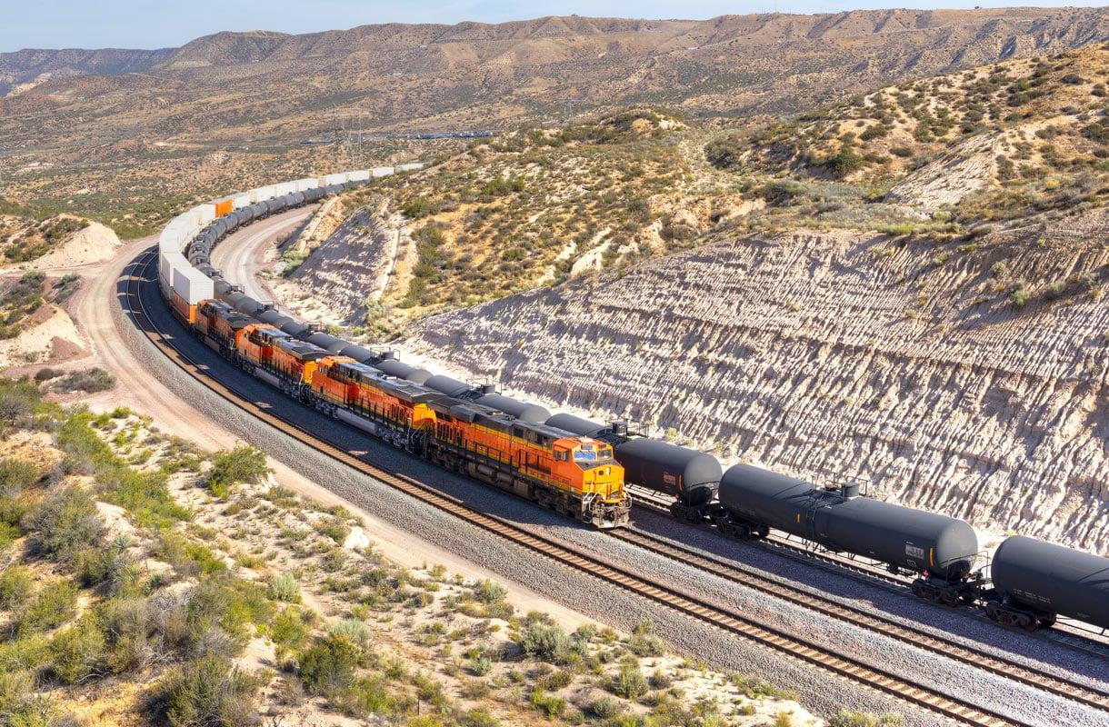 Junamatka Yhdysvalloissa