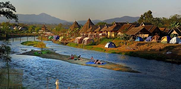 Pohjois-Thaimaan parhaat kohteet