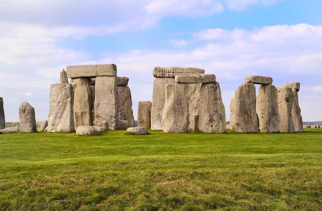 Stonehenge, Iso-Britannia