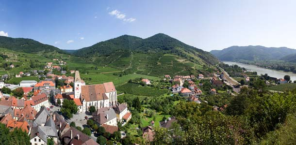 Luonnonkaunis Itävalta