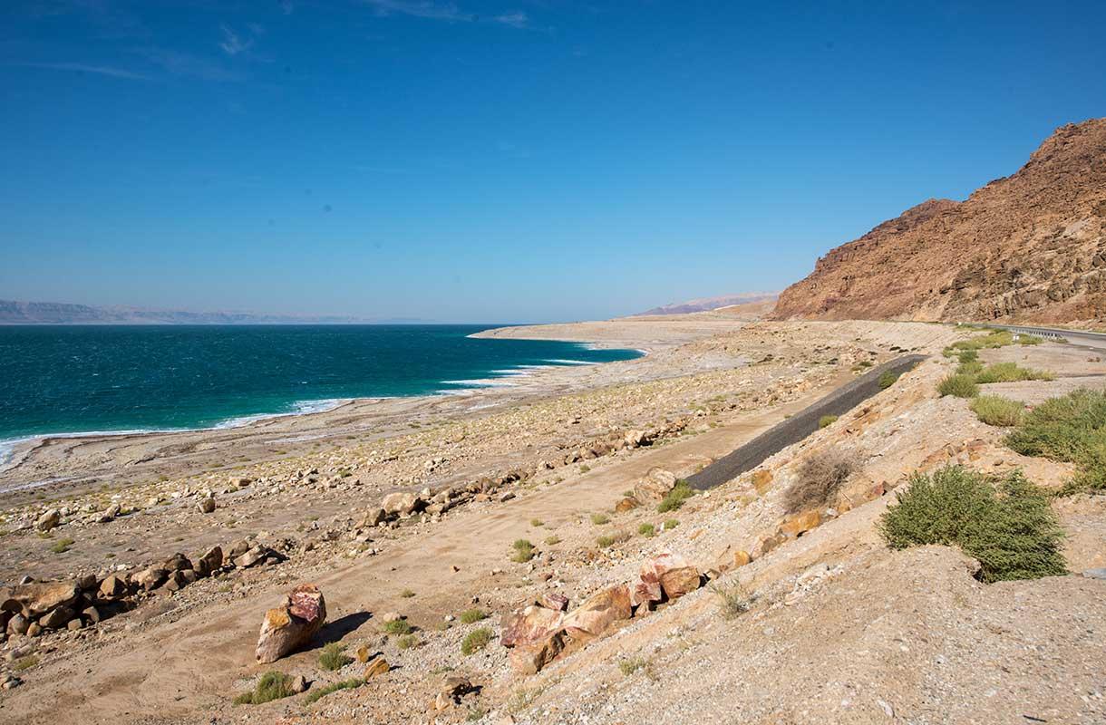 Kuollutmeri Jordaniassa