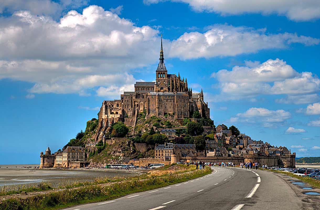 Mont-Saint-Michelin luostarii