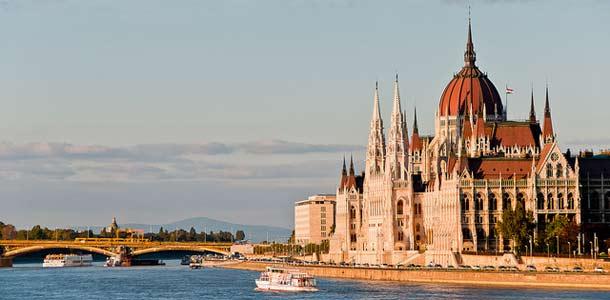 Pääkaupunki Budapest on Unkarin suosikkikohde
