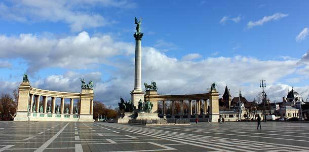 Kaupunkiloma Unkarissa