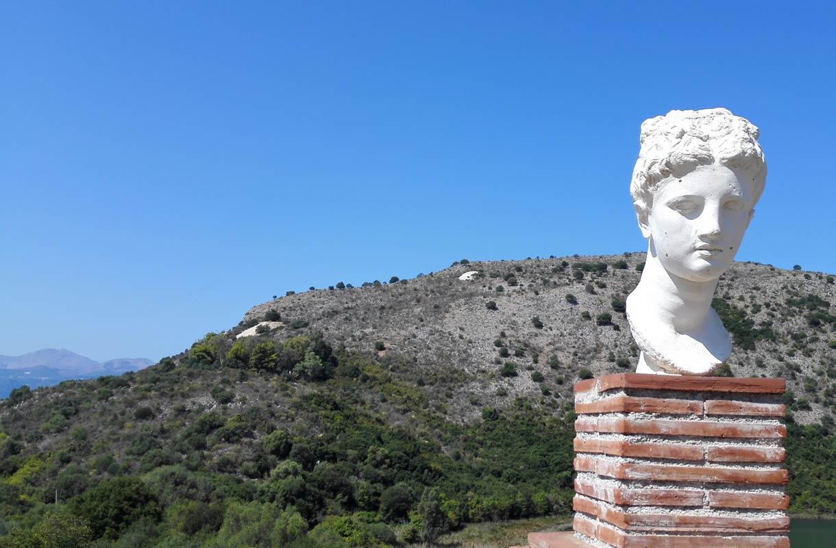 Rooman valtakunta hallitsi aikoinaan myös Albaniaa.