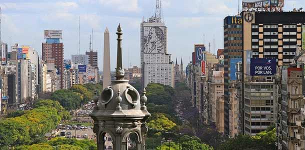 Argentiinan matkakohteet