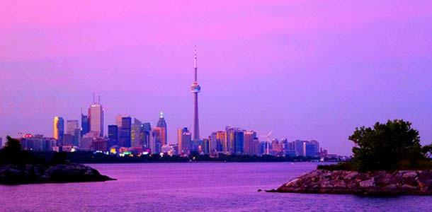Kanada on pinta-alaltaan maailman toiseksi suurin valtio