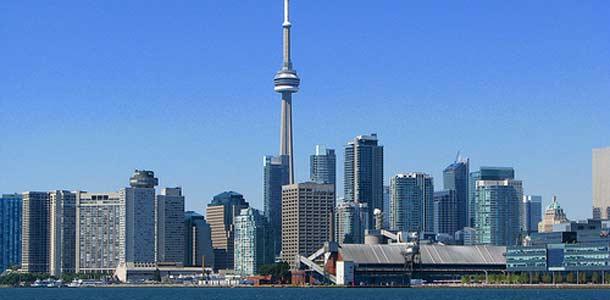 Toronto on Ontarion pääkaupunki