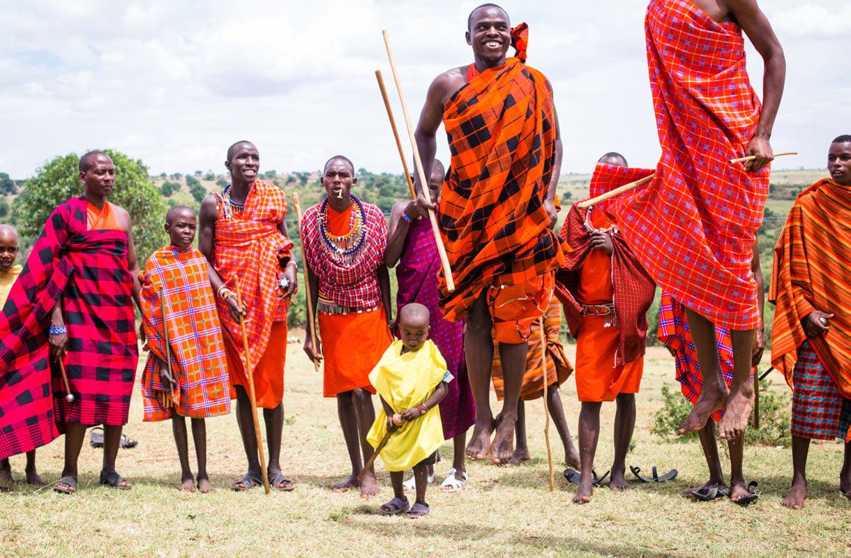 Kenia Uskonto