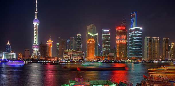 Shanghai, Kiina
