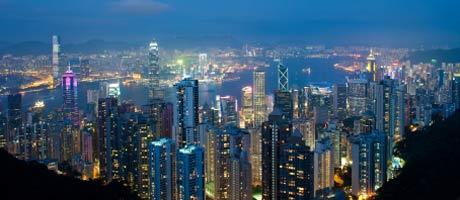 Hongkong Victoria