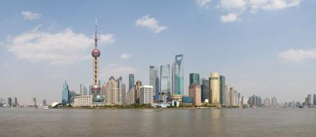 Shanghain keskusta