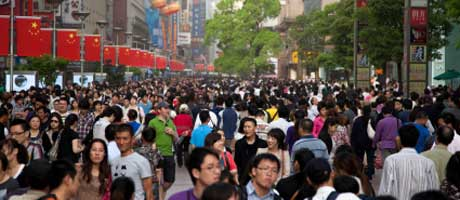 Ruuhka Kiinassa
