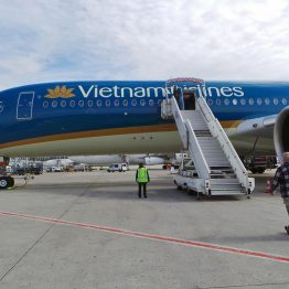 Vietnam Airlines A350