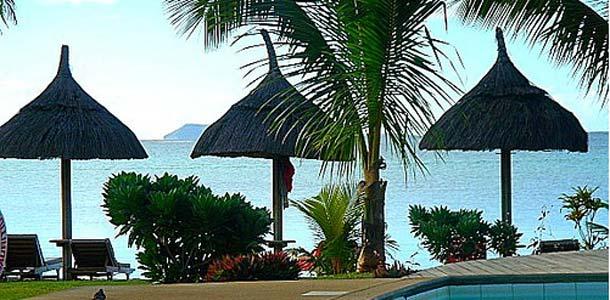 Mauritiuksella rento rantaloma