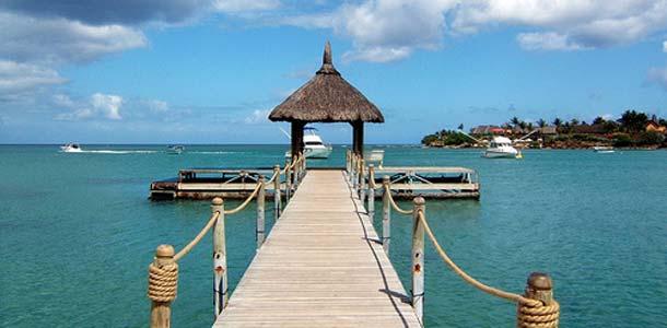 Mauritius on idyllinen paratiisisaari