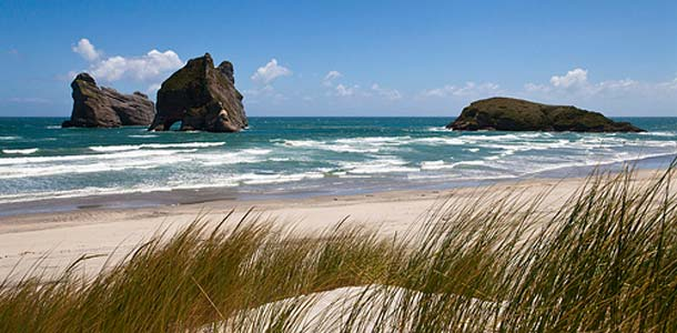 Kaukainen Uusi-Seelanti