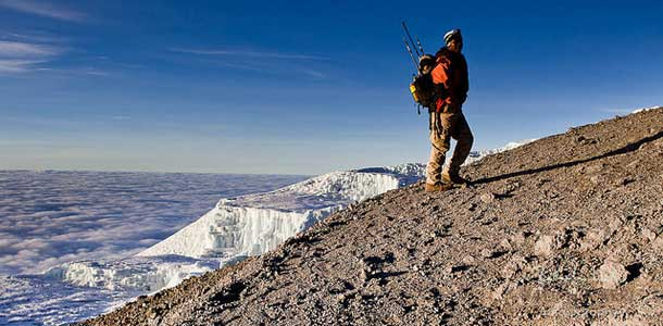 Vaellus Kilimanjarolla on Tansanian kohokohtia