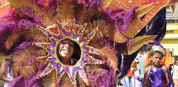 Trinidad ja Tobago tunnetaan karnevaaleistaan