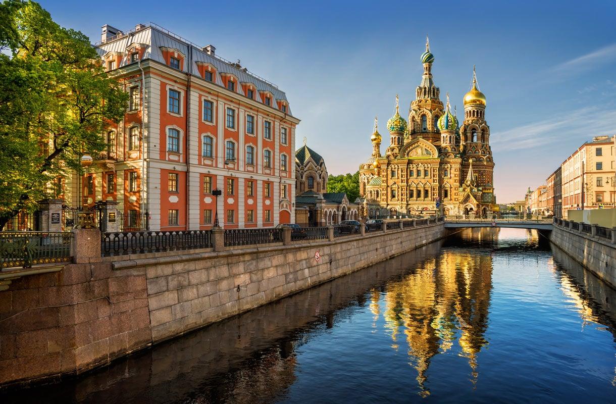 venäjälle matkustaminen