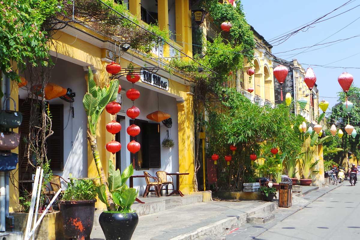 Vietnamilainen ruoka on edullista ja herkullista.