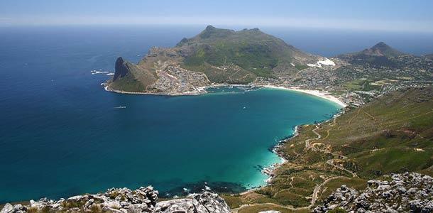 Etelä-Afrikka matkakohteena