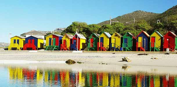 Etelä-Afrikan parhaat matkakohteet