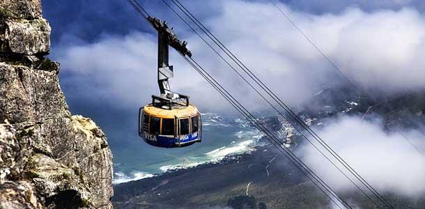 Kapkaupungin parhaat nähtävyydet