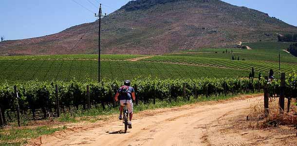 Liikkuminen Etelä-Afrikassa
