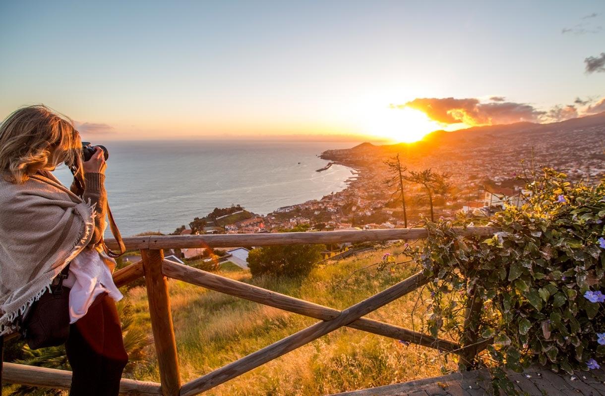 Madeiran kohdeopas