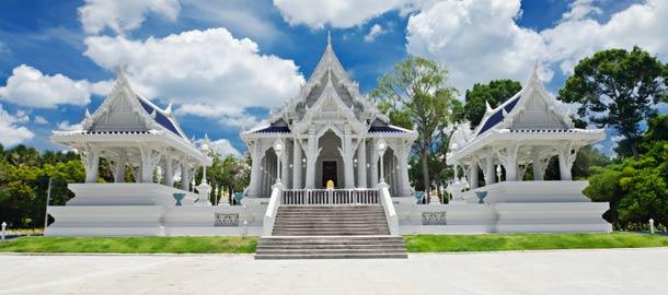 Etelä-Thaimaan nähtävyydet