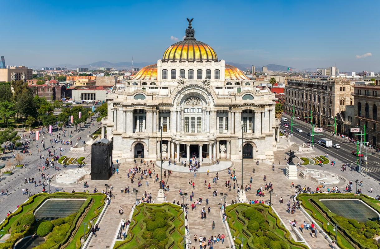 Mexico City, Meksiko