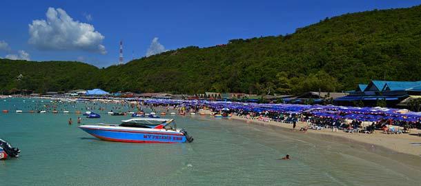 Thaimaan itärannikon parhaat rannat