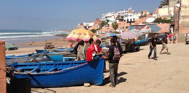 Koe nämä Marokon Agadirissä