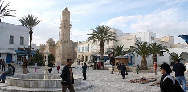 Sousse on historiallinen kohde