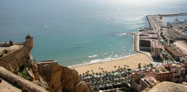 Alicanten nähtävyydet