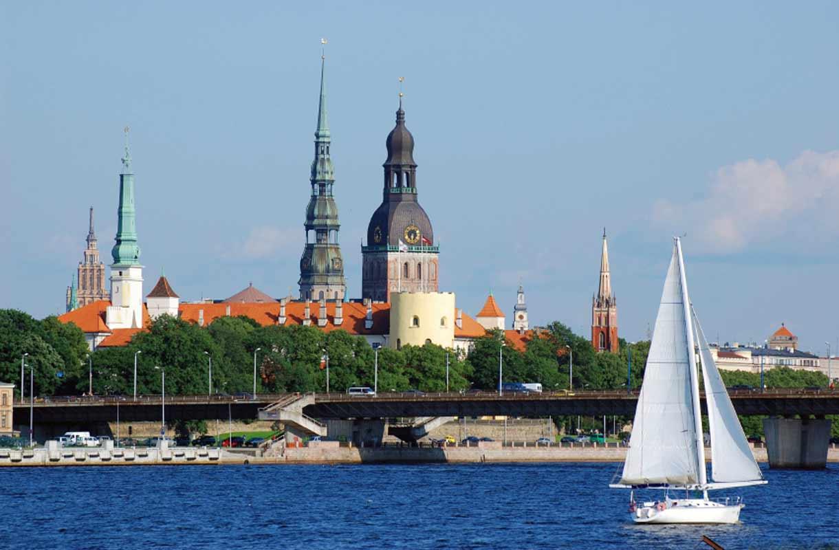 Riika Latviassa