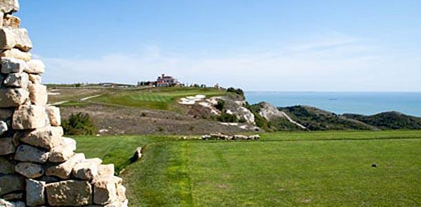 Bulgarian parhaat golfkentät