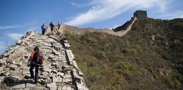 Tee Pekingistä retki Kiinan muurille