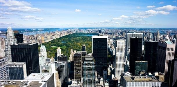 Viisi vinkkiä kesäiseen New Yorkiin