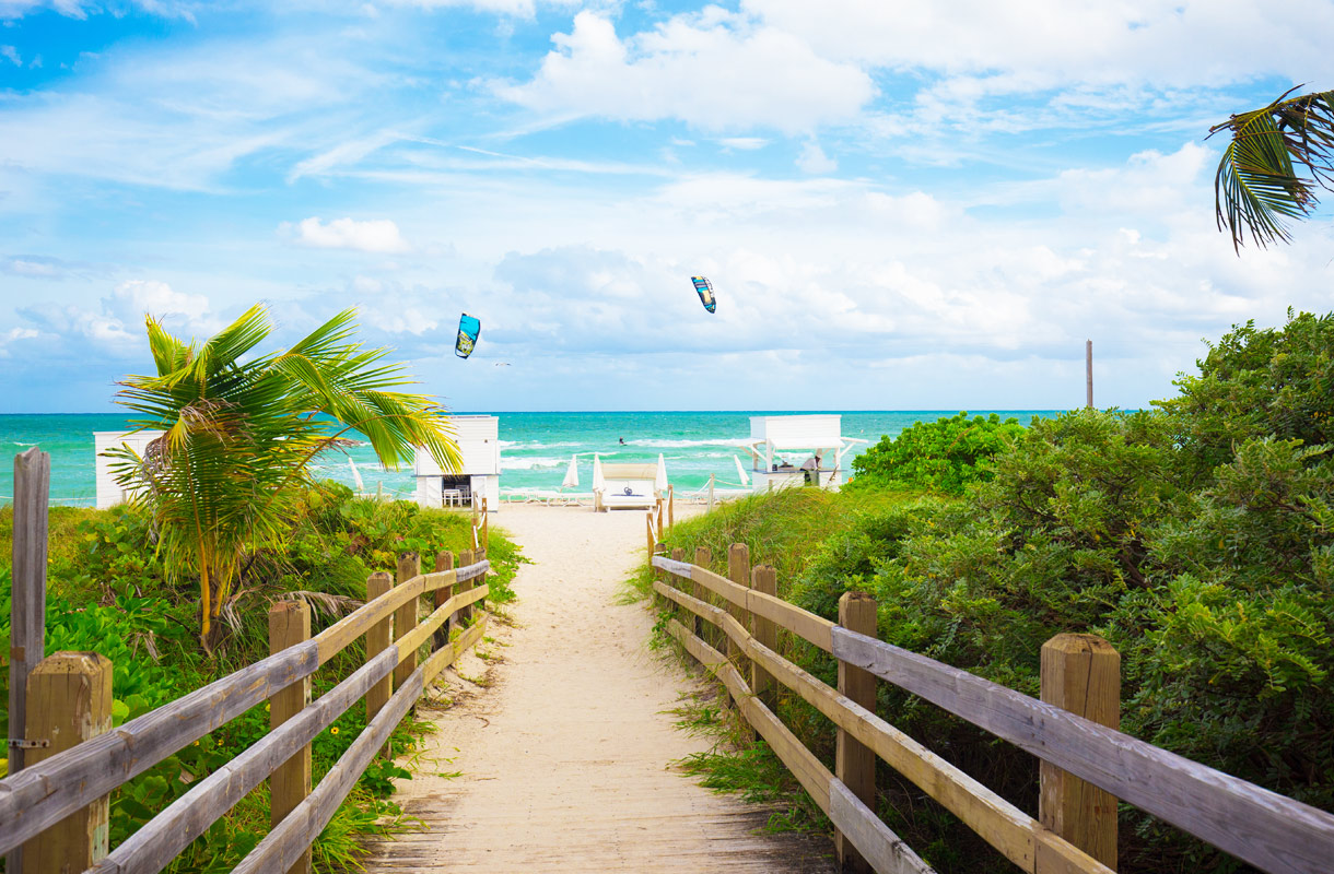 Miami Beach, Yhdysvallat