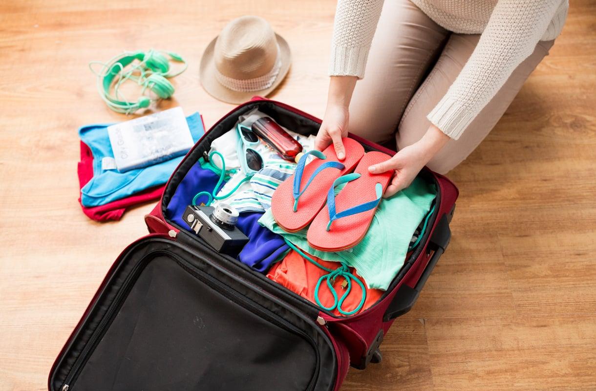 Vältä matkastressi