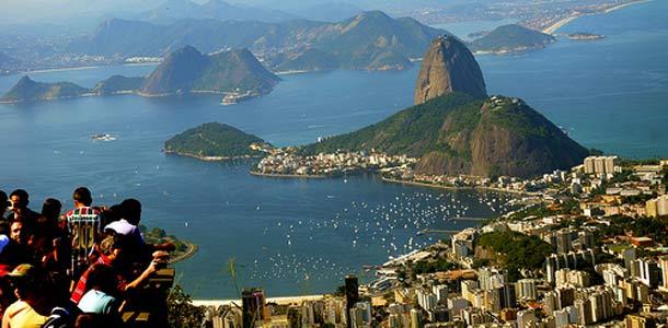 Upea nähtävyys Brasiliassa