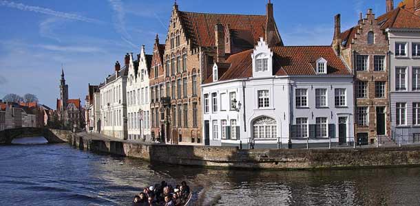 Belgian parhaat matkakohteet