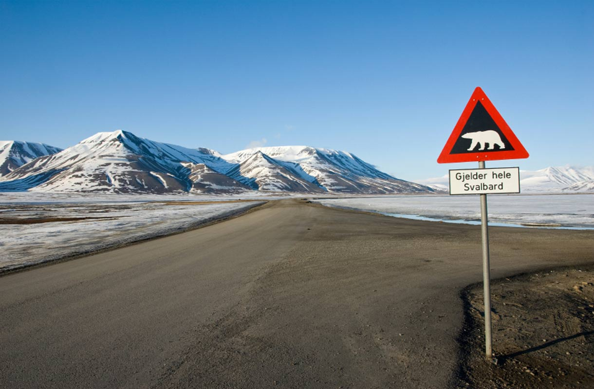 Huippuvuoret, Svalbard