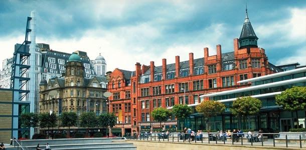 Kaupunkilomailijan vinkit Manchesteriin